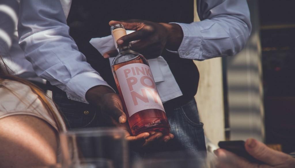pink pony wine